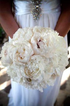 Peonies and Hydrangeas Wedding Bouquet | images of hydrangea weddiing bouquets peonies buttonholes orchid ...