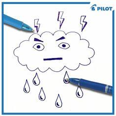 Aprílové počasie sa zahráva a nesie hromy blesky slniečko.