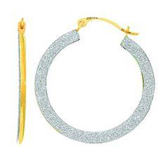 Fancy Earrings, Hoop Earrings, White Glitter, Fashion Brands, Amazon, Yellow, Gold, Jewelry, Amazons