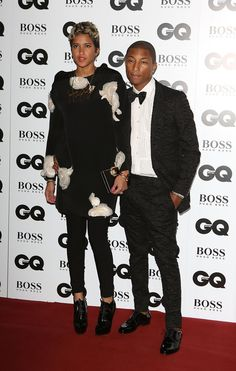 Pharrell Williams and model Helen Lasichanh tied the knot in Miami on Oct. 12, 2013. The musician and his beautiful wife enjoyed music by pals Usher and Busta Rhymes.