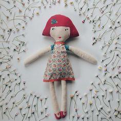 May and Juniper Rachel Thomas, Thomas Jones, Matryoshka Doll, Doll Tutorial, Doll Maker, Soft Dolls, Doll Crafts, Animals For Kids, Doll Patterns