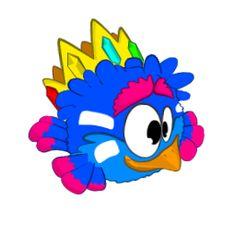 Profil joueur KingBird du jeu de tchat ado Blablatopia