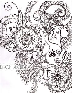 Om Doodle http://designsbycmarie.com/