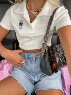 Model Off Duty Style, Mode Indie, Teen Fashion, Fashion Outfits, Mein Style, Mode Vintage, Cute Casual Outfits, Simple Outfits, Stylish Outfits