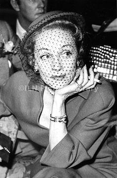 Marlene Dietrich c1950