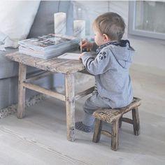 minnatannerfalk_carraramarble.jpg - Pall barn vintage babystool - Heminredning på nätet hos Inreda.com