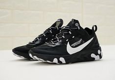 3ffd6bcc8d UNDERCOVER x Nike REACT Element 87 Sneakers Sketch, Undercover, Best  Sneakers, Air Max