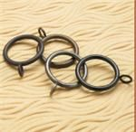 Curtain Rings: BestWindowTreatments.com