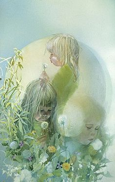 carolyn blish art | Images anciennes (enfants) (178)