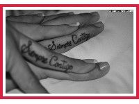 unique tattoo ideas for couples retreat