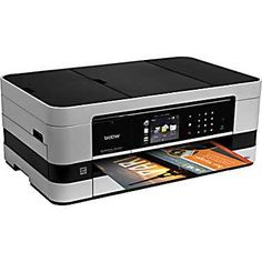 What impresses me most about this Brother printer is its wireless capabilities. Send your report to print from your phone while on the way home, and it will be there, ready to hand in, as soon as you walk in the door!