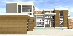 Mesa House Plan Modern House Plan