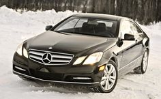 2013 Mercedes-Benz E350 4MATIC 2Dr Coupe  #coches #cars #carros
