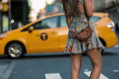 Florals in the City http://www.thriftsandthreads.com/florals-in-the-city/?utm_campaign=coschedule&utm_source=pinterest&utm_medium=Thrifts%20and%20Threads&utm_content=Florals%20in%20the%20City