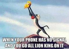 Haha! #lionking #disney