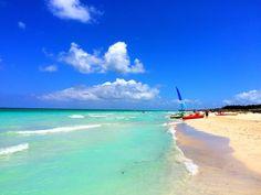 Varadero, Beach, Cuba