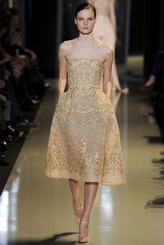 Sfilata Elie Saab Paris - Alta Moda Primavera Estate 2013 - Vogue