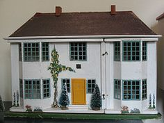 Life Inside a Triang Doll House - more photos at this site