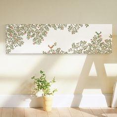 【ファブリックパネル】ビューティフルトゥデイ88x25 #canvasart #fabricpanel #sangsanghoo