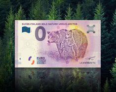 Suomalaiskarhut ensimmäistä kertaa nollaseteleissä!🐻 O Euro, Wild Nature, Finland, Cover, Art, Art Background, Kunst, Performing Arts, Art Education Resources