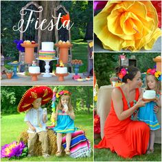 Fun and festive fiesta party ideas!