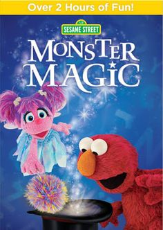 3 lucky winners! Sesame Street: Monster Magic #Giveaway - Heartbeats~ Soul Stains http://heartbeatssoulstains.com/sesame-street-monster-magic-giveaway/