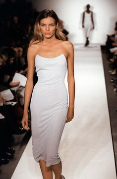 Donna Karan Throughout the Years - From a spring 1998 show.  - The New York Times