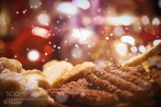 Christmas Bakery by PixxlTeufel  IFTTT 500px canon christmas christmas time cookies cozy eos 600d food light red snow winter x-mas