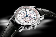 Longines - Telemeter Chronograph #luxurywatch #Longines-swiss Longines Swiss Watchmakers watches #horlogerie @calibrelondon