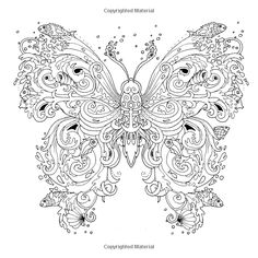Amazon Inky Whimsy Playful Whimsical Adult Colouring Books