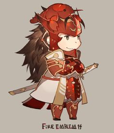 Fire Emblem Fates - Ryoma the Lobster Lord