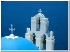 【希臘‧午后深藍下的約會】聖多里尼 - 費拉勾勒出的極境﹝上﹞ | Travelorbs