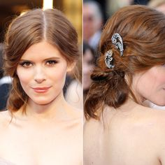 Amazing Wedding Updos from Every Angle - Kate Mara from InStyle.com