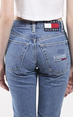 Vintage Tommy Hilfiger Denim Pants