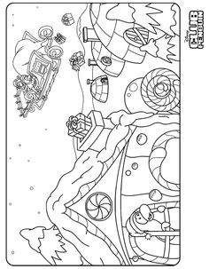 best club penguin coloring pages of rockhopper httpcoloringpagesgreatscience - Club Penguin Coloring Pages Ninja