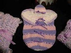 Free crochet baby cocoon patterns - Worldnews.com
