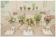 tin buckets Wedding Blog UK ~ Wedding Ideas ~ Before The Big Day: Rustic