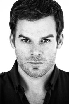 "Usually not much got ""Gingers"", but Michael C Hall is a hottie!!! I'm pretty sure it's his character Dexter who is more Hot than him?!?"