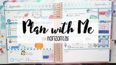 Plan with Me! Horizontal Erin Condren