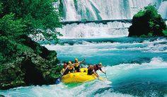 River Una in Bosnia – Rafting