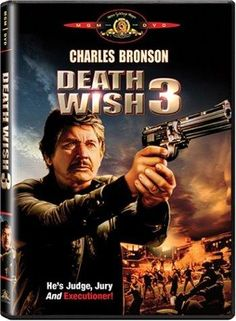 Directed by Michael Winner.  With Charles Bronson, Deborah Raffin, Ed Lauter, Martin Balsam. Architect/vigilante Paul Kersey arrives back in New York City and is forcibly recruited by a crooked police detective to fight street crime caused by a large gang terrorizing the neighborhoods.