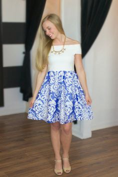 Perfect dress for graduation!! My Southern Ways Dress at Juliana's Boutique- shopjulianas.com
