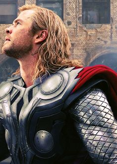 Thor. Because he's Thor.