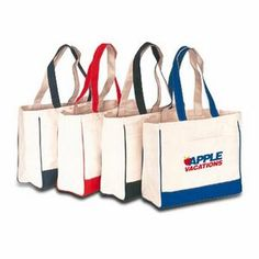 5cebf885 Garuda Promo and Branding Solutions · Cool Promotional Tote Bags ·  Opentip.com: Custom Two-Tone Carry-All Tote Bag*, Price