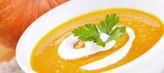 Butternut Squash Soup. This butternut squash soup makes an excellent summer soup or a winter warmer for the colder nights. Plus, it's packed with healthy ingredients. For the full recipe go to:  http://www.takestockmagazine.com/recipes/butternut-squash-soup/