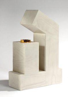 ianborthwick:  Ettore Sottsass, Vase Alpha