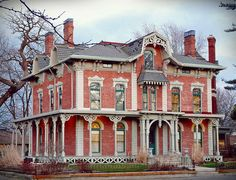 Love this Victorian home
