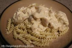 Living a Changed Life: Recipe Review: Crockpot Italian Chicken