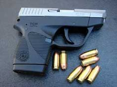 Taurus PT738 .380 Auto So concealable!