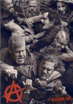 Amazon.com: Sons of Anarchy: Season 6: Kim Coates, Ryan Hurst, Charlie Hunnam, Ron Perlman, Katey Sagal, Maggie Siff: Movies & TV